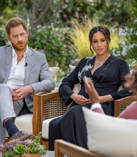 """""""Dévastateur pour le palais"""": la presse britannique réagit à l'interview de Meghan et Harry"""