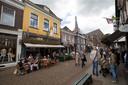 Doesburg is een toeristische trekpleister aan de IJssel.