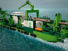 Prestigieuze opdracht voor Krimpense scheepswerf IHC