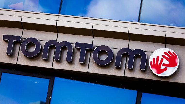 TomTom gaat voor het hele jaar nu uit van een omzet van 850 miljoen euro. Beeld anp