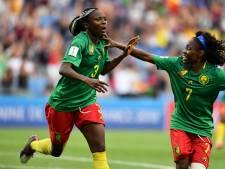 Ajara Nchout schiet Kameroen in extremis naar achtste finales