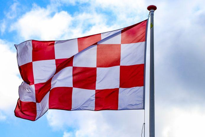 De Brabantse vlag.