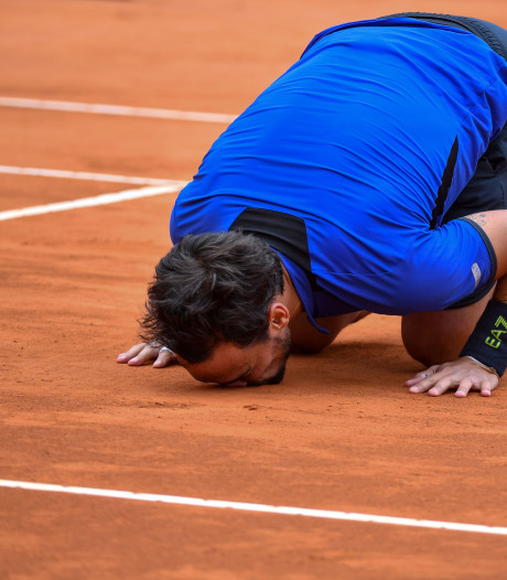 Fognini bekroont topweek met zege in Monte Carlo