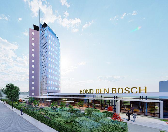 Pand SNS Bank wordt Bond Den Bosch