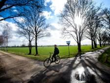 Alternatief plan voor omstreden fietssnelweg F50 tussen Apeldoorn en Epe