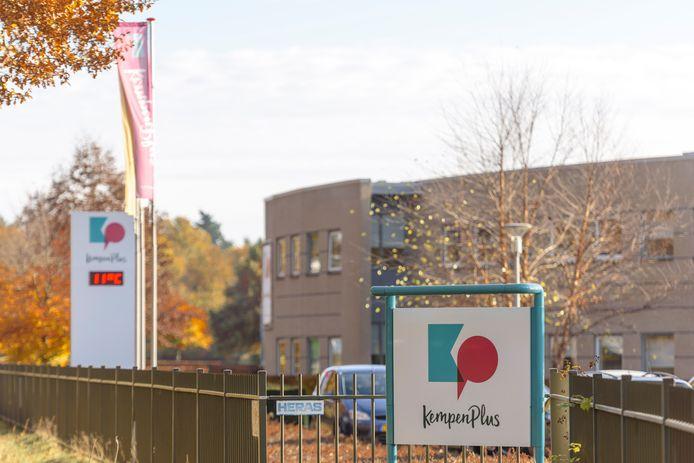 Het hoofdkantoor van KempenPlus in Bladel