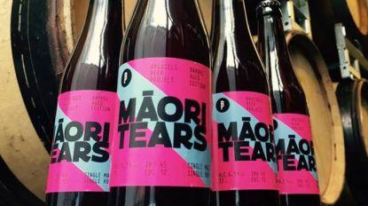 Brussels Beer Project onder vuur vanwege biernaam 'Maori Tears'