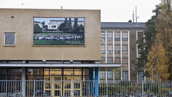 De Hugo de Grootschool in Rotterdam.