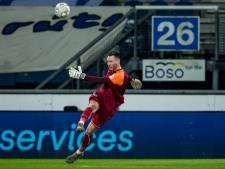 Erwin Mulder heeft tegen Vitesse de steun van Pannerden