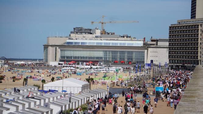 Vélos et cuistax interdits sur une partie de la digue d'Ostende lors des pics de fréquentation