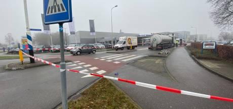 Trucker was bijna op eindpunt toen fietser (78) werd geschept in Ermelo