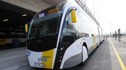 Studie naar trambus tussen Hasselt, Genk en Maasmechelen