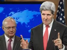 Le désarmement du Hamas condition d'un cessez-le-feu pour Kerry