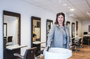 Esther Wittenhorst van Salon Elten.