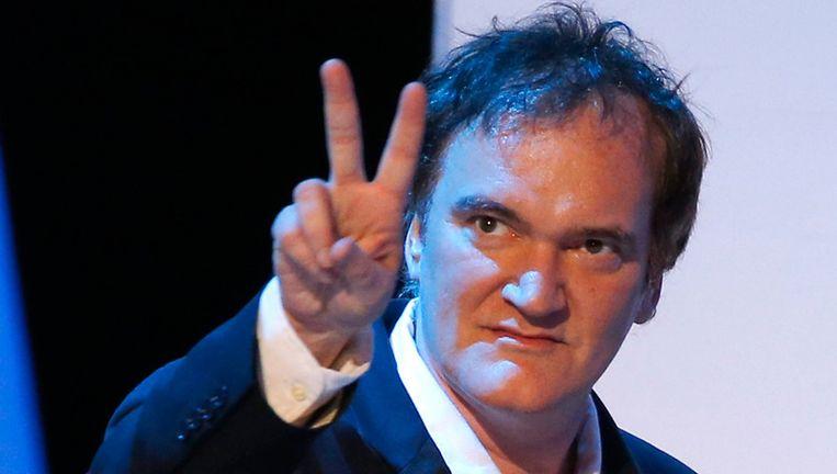 Quentin Tarantino Beeld epa