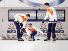 Curlingmannen verliezen eerste wedstrijd op WK in Canada