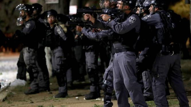 Minstens 169 gewonden tijdens protest tegen uitzetting Palestijnen in Oost-Jeruzalem