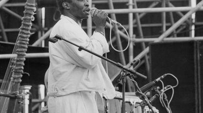 Guinese zanger Mory Kanté, bekend van 'Yéké Yéké', overleden