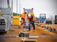 Suurhoffbrug wordt komende weken verstevigd