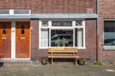 Buitenkant Maria van Reedestraat.