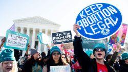 Texas en Ohio verbieden abortus tijdens corona-uitbraak