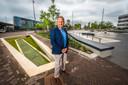 Rayonmanager Peter Gelink van Roelofs Den Ham, het infrabedrijf dat 60 jaar bestaat en onder meer de herinrichting van het Industrieplein in Hengelo bedacht en uitvoerde.