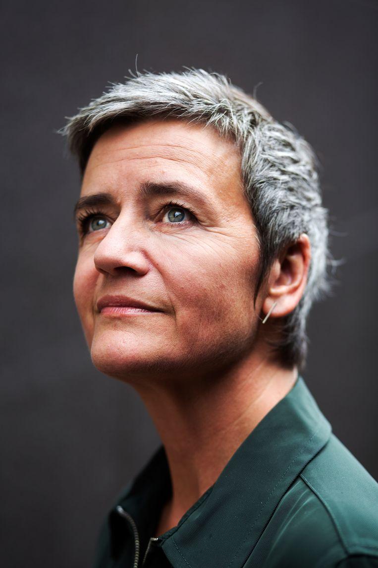 Margrethe Vestager. Beeld Lenny oosterwijk
