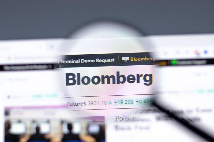 Persbureau Bloomberg.
