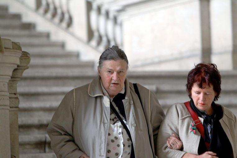 De grootmoeder van Léopold Storme: