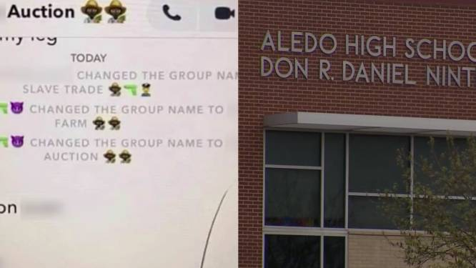 Tieners riskeren straf na online 'slavenveiling' van medestudenten