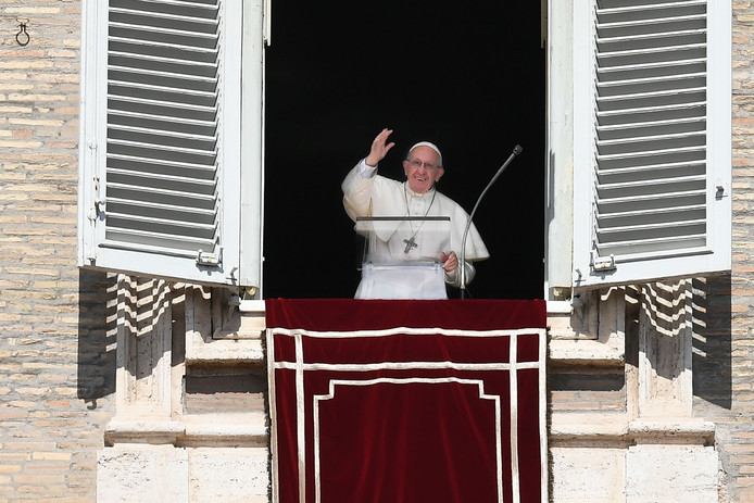 Annemie Knibbe: ,,De paus vroeg na verhalen van Ierse misbruikslachtoffers om 'vergiffenis', maar daar kan, vind ik, pas sprake van zijn na erkenning, na openheid.''