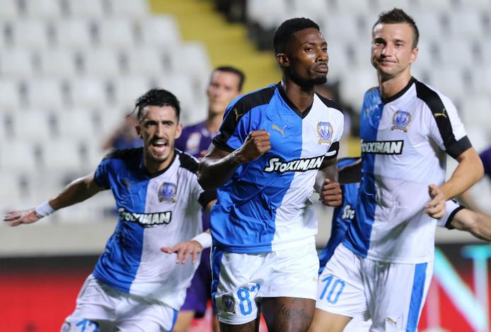 Apollon Limassol won donderdag thuis met 3-1 van Austria Wien.