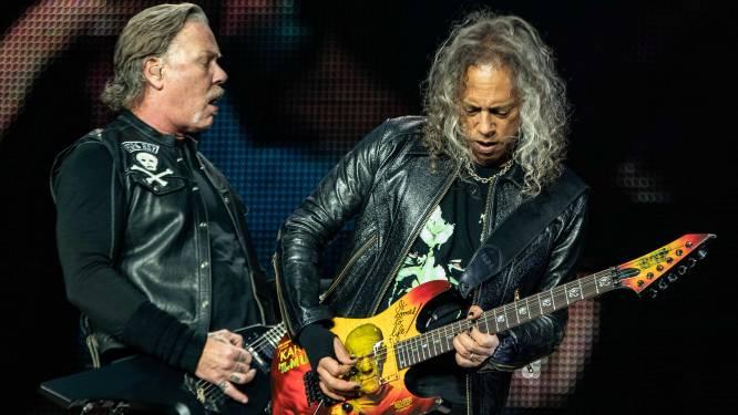 Metallica speelt André Hazes in Amsterdam