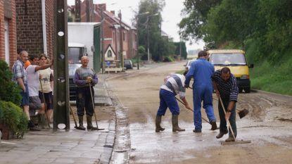 Stad voorziet bufferzones tegen modder en wateroverlast in Berg en Diets-Heur
