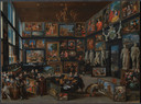 De spectaculaire kunstkamer van specerijenhandelaar Cornelis van der Geest die Willem van Haecht vereeuwigde in 1628.
