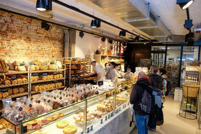 Renard Bakery.