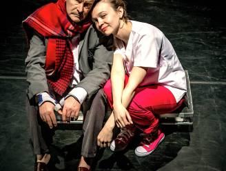 Frank Focketyn, Evgenia Brendes en Kapitein Winokio in Arjaantheater tijdens herfstvakantie