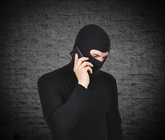 Bellen met je eigen telefoon terwijl het nummer van een ander op het display van de ontvanger verschijnt. De techniek is legaal, maar niet altijd even onschuldig