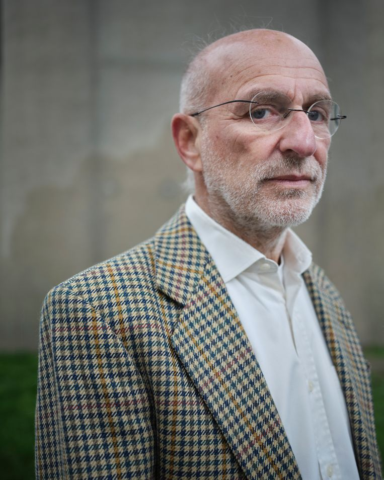 Bram Palache, biochemicus Beeld Erik Smits