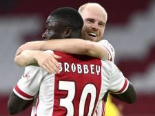 Dubbelslag Klaassen, scorende debutant Brobbey en VAR helpen Ajax voorbij Fortuna