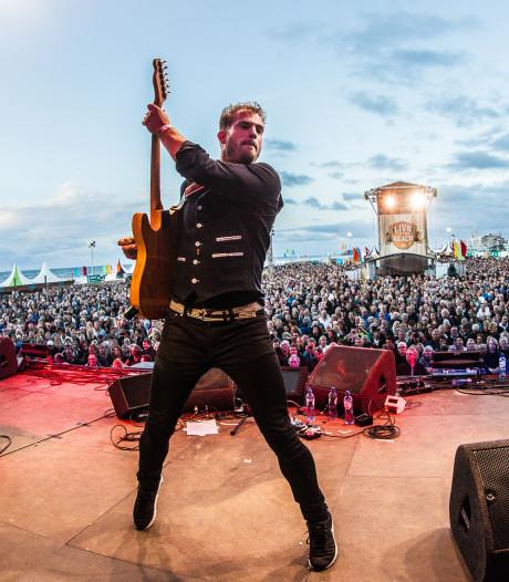 Tim Akkerman brengt ode aan Springsteen op De Ballade in Terneuzen