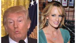 Waarom Trumps vermeende seksrelatie met pornoster uit 2006 nu pas de media haalt