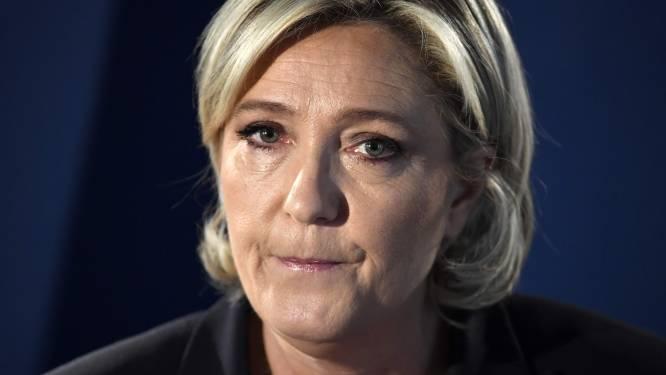 Franse rechter wil Marine Le Pen psychiatrisch laten onderzoeken omdat ze IS-foto's deelde op Twitter