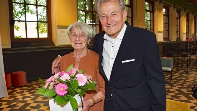 Jules en Maria vieren 60 jaar huwelijksgeluk