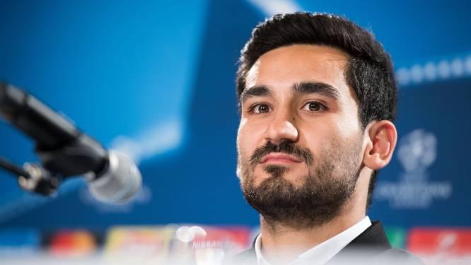 Manchester City-middenvelder Gündogan test positief op corona