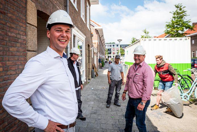 Gerard Bac, directeur Heembouw Wonen.