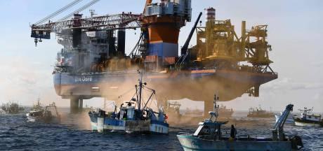 Nederlandse windmolenplaatser doelwit van Frans vissersprotest