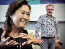 De microfoons in de Rucphense politieke arena gaan ongetwijfeld lang mee