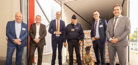 North Sea Port opent in Gent grenscontrolepost voor dierlijk voedsel