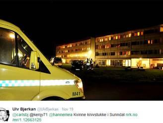 Meisje doodgestoken in Noors asielcentrum